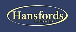 Hansfords menswear specialists in mens clothing since 1908