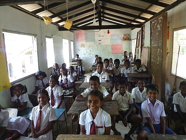 Upper Homodola Classroom